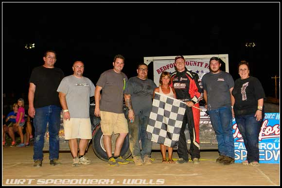 7/31 Victory Lane at Bedford